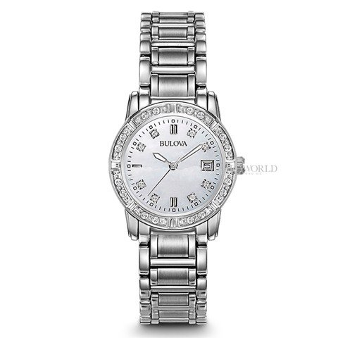 BULOVA Crystal 27mm - Ladies Watch