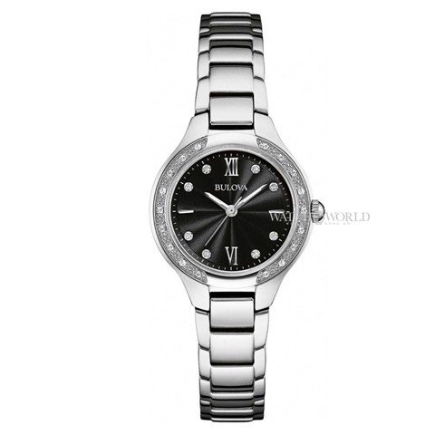 BULOVA Diamond 28mm - Ladies Watch