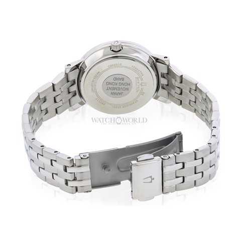 BULOVA Diamond 29mm - Ladies Watch