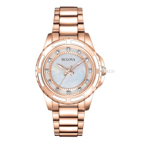 BULOVA Diamond 32mm - Ladies Watch