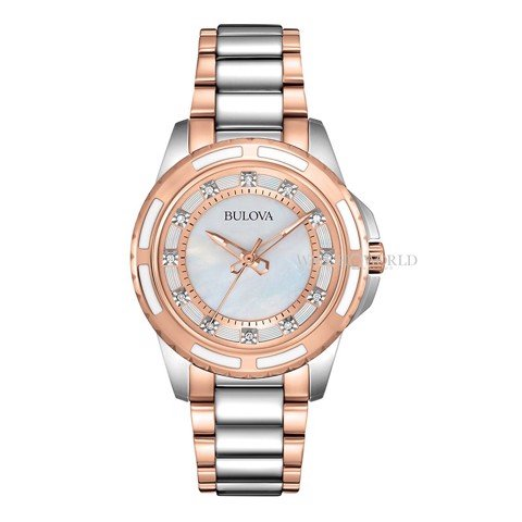 BULOVA Diamond 33mm - Ladies Watch