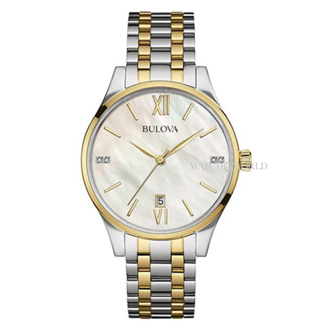 BULOVA Gallery 36mm - Ladies Watch