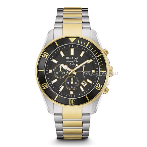 BULOVA Marine Star 43mm - Mens Watch