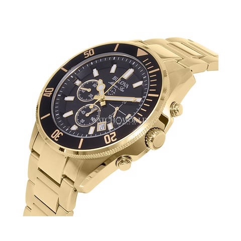 BULOVA Marine Star Chronograph 43mm - Mens Watch