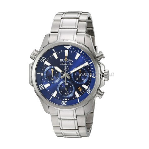 BULOVA Marine Star Chronograph 47mm - Mens Watch