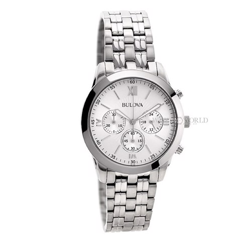 BULOVA Chronograph 40mm - Mens Watch