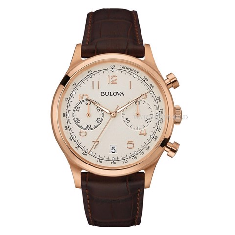 BULOVA Chronograph 43mm - Mens Watch