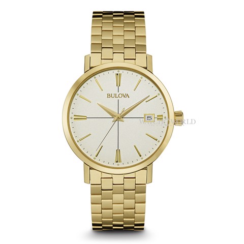 BULOVA Classic Dress 43mm - Mens Watch
