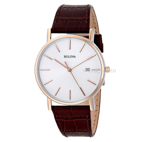 BULOVA Classic Dress 39mm - Mens Watch