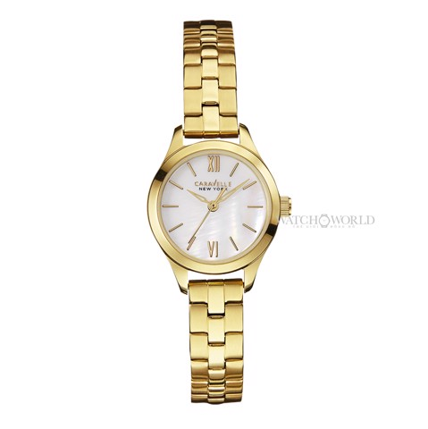 CARAVELLE NEW YORK Analog 24mm - Ladies Watch