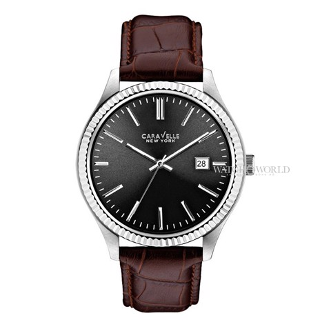 CARAVELLE NEW YORK Analog Display 41mm - Mens Watch