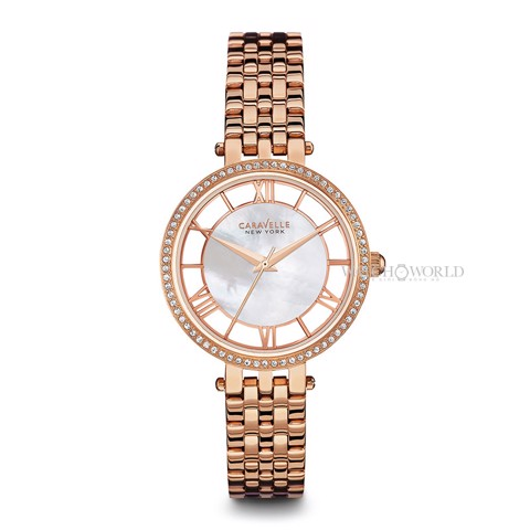CARAVELLE NEW YORK Glitz 36mm - Ladies Watch