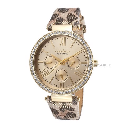 CARAVELLE NEW YORK Chronograph 38mm - Ladies Watch