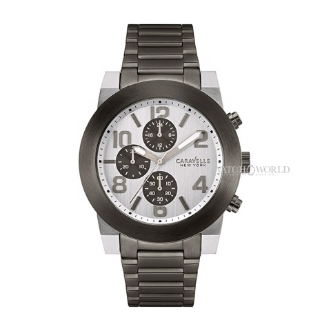 CARAVELLE NEW YORK Analog 44mm - Mens Watch