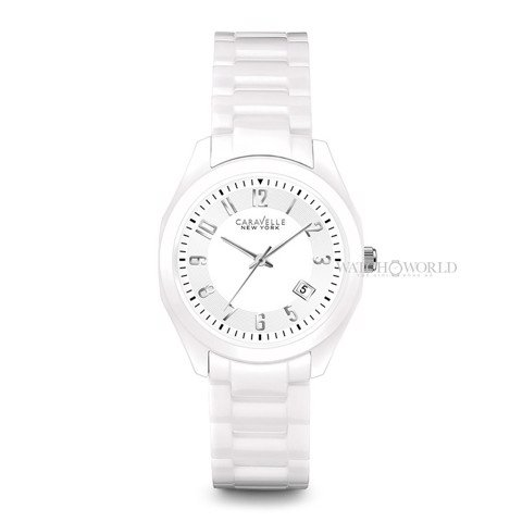 CARAVELLE NEW YORK Ceramic 36mm - Ladies Watch