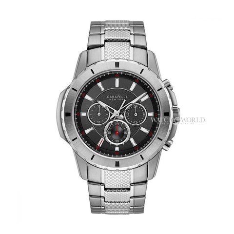 CARAVELLE NEW YORK Chronograph  48mm - Mens Watch