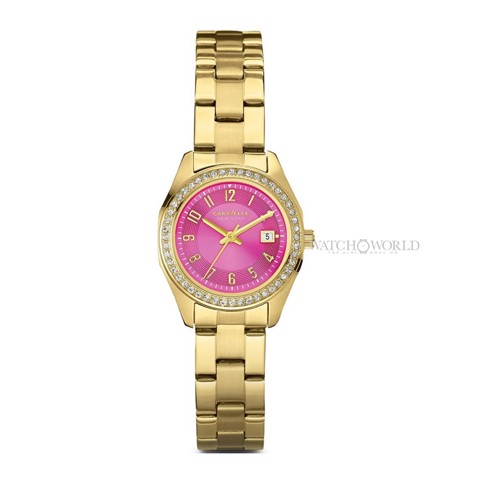 CARAVELLE NEW YORK Petite 28mm - Ladies Watch