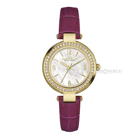 CARAVELLE NEW YORK T-BAR 30mm- Ladies Watch