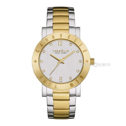 CARAVELLE NEW YORK Boyfriend 38mm - Ladies Watch