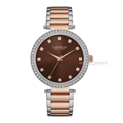 CARAVELLE NEW YORK T-Bar 38mm - Ladies Watch