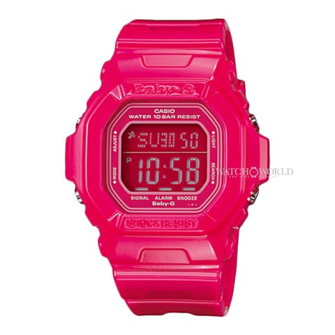 CASIO Baby G 43x40mm - Ladies Watch
