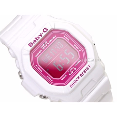 CASIO Baby G 43x40mm- Ladies Watch