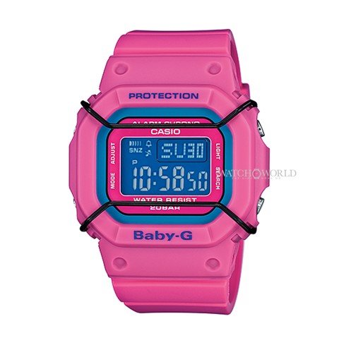 CASIO Baby-G 45x40mm - Ladies Watch