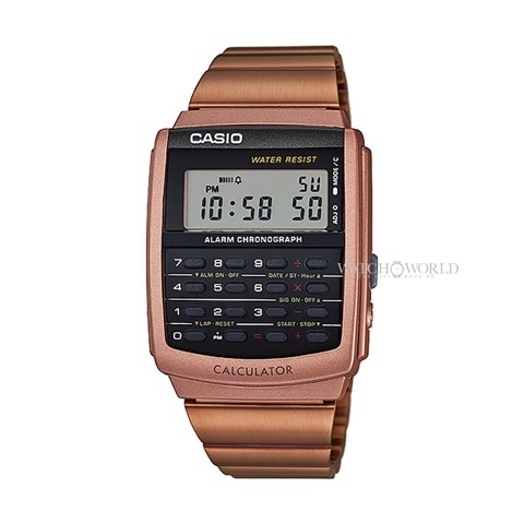CASIO CA 43x35mm - Ladies Watch