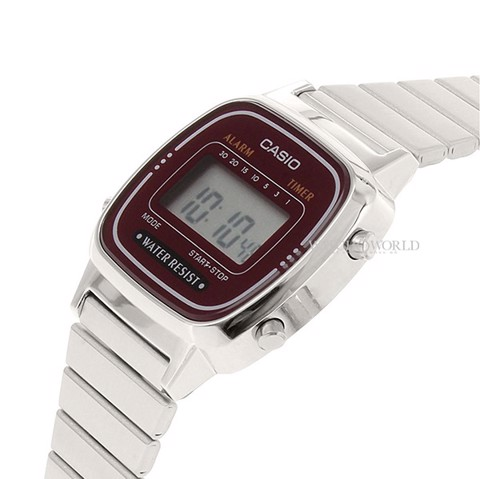 CASIO Casual Digital 30mm - Ladies Watch