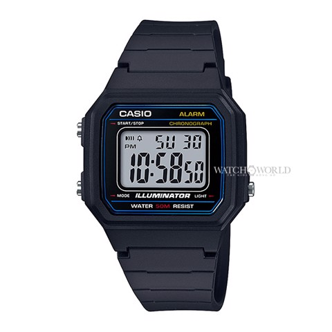 CASIO Casual Digital 41mm - Mens Watch