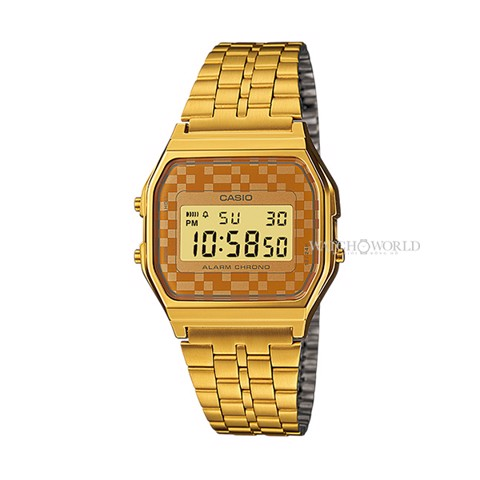 CASIO Digital Standard A159WGEA-9ADF 36x33mm- Ladies Watch