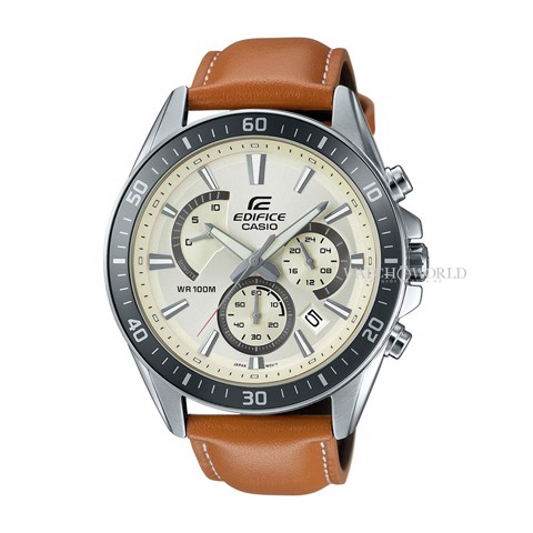 CASIO Edific EFR-552L-7AVUDF 53mm - Mens Watch