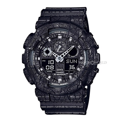 CASIO G-Shock GA-100CG-1ADR 55mm - Mens Watch