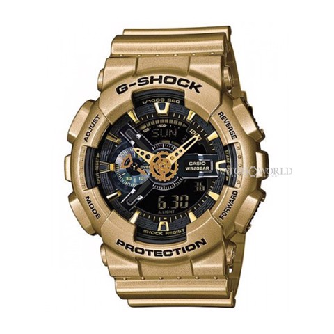 CASIO G-Shock GA-110GD-9BDR 55mm - Mens Watch
