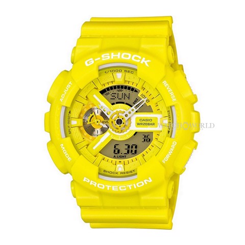 CASIO G-SHOCK GA-110BC-9ADR 50mm - Mens Watch