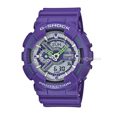 CASIO G-SHOCK GA-110DN-6ADR 50mm - Mens Watch
