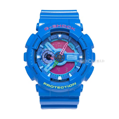 CASIO G-SHOCK GA-110HC-2ADR 51mm - Mens Watch