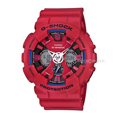 CASIO G-SHOCK GA-120TR-4ADR 55mm - Mens Watch