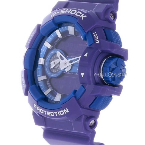 CASIO G-SHOCK GA-400A-6ADR 55mm - Mens Watch