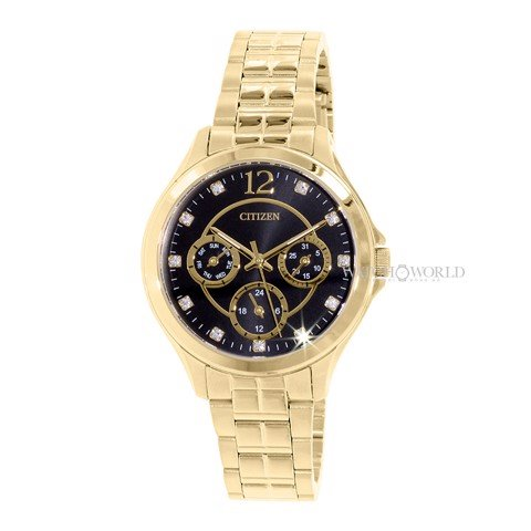 CITIZEN Chronograph 36mm - Ladies Watch