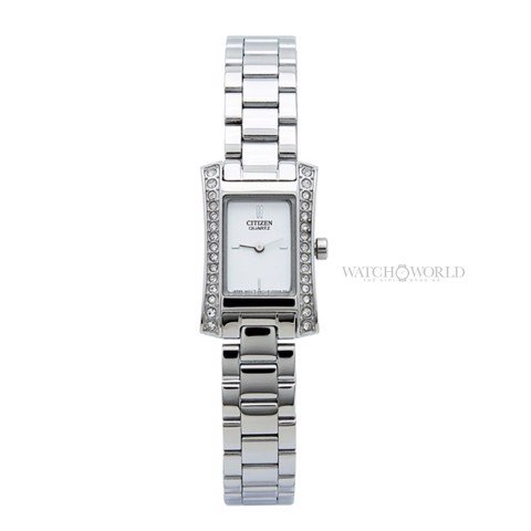 CITIZEN Analog 23x15mm - Ladies Watch