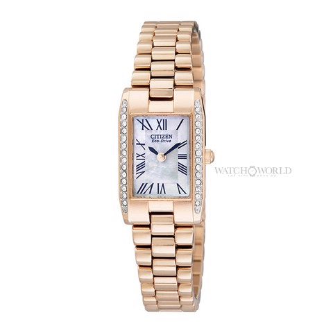 CITIZEN Analog 24x18mm - Ladies Watch