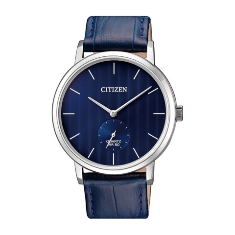 CITIZEN Blue Dial 39mm - Mens Watch