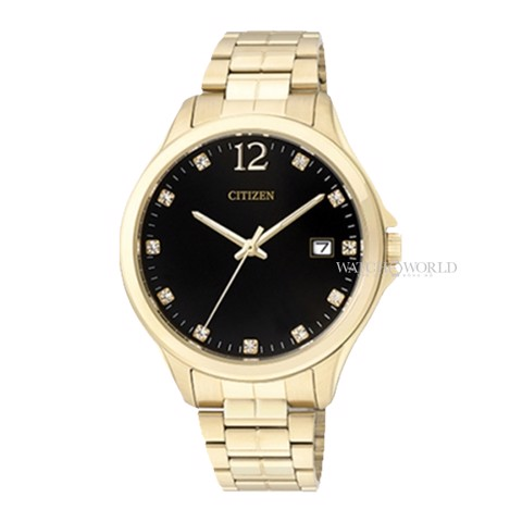 CITIZEN Diamond 35mm - Ladies Watch