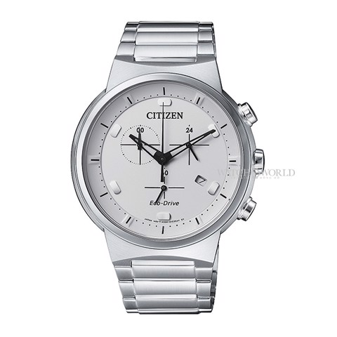 Đồng Hồ Citizen Nam AT2400-81A ECO-DRIVE 41mm - Dây Kim Loại