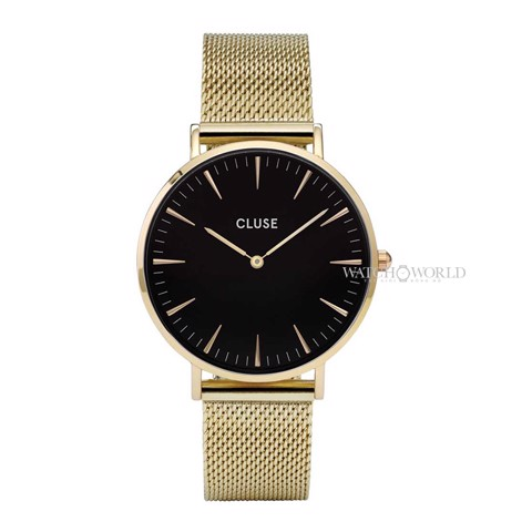 CLUSE- La Boheme Mesh 38mm - Ladies Watch