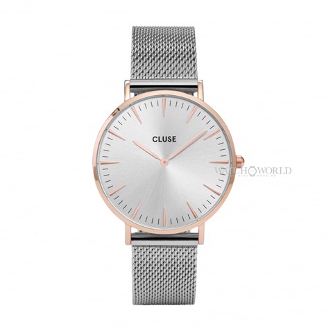 CLUSE La Boheme Mesh 38mm - Ladies Watch