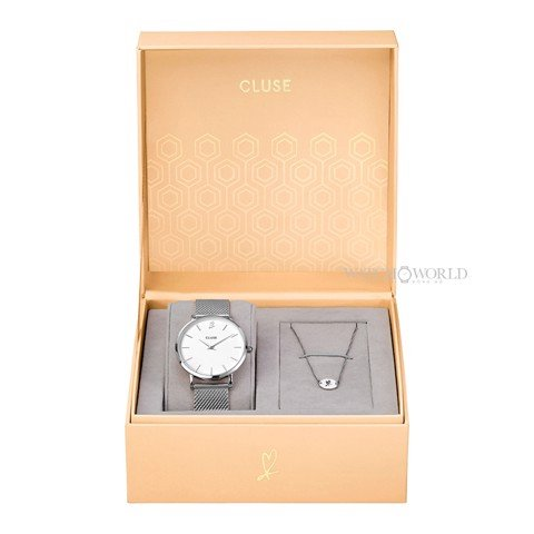 CLUSE Minuit Heart 33mm - Ladies Watch