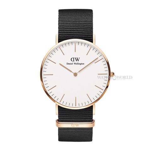 DANIEL WELLINGTON Classic DW00100257 40mm - Mens Watch