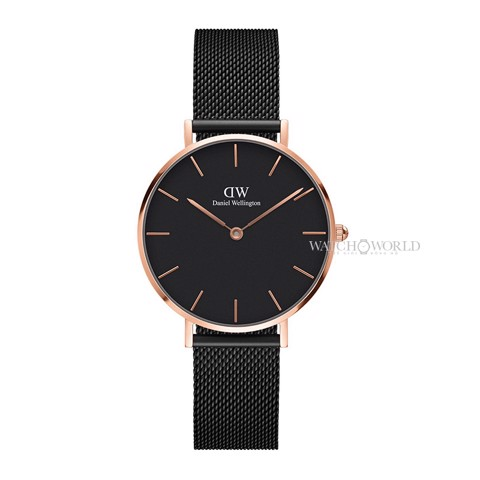 DANIEL WELLINGTON - Classic Petite Ashfield 32mm Rose Gold - Ladies Watch